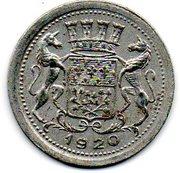 10 Centimes (Amiens) – obverse