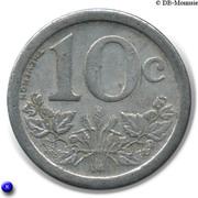 10 Centimes (Fourmies et Trélon) – reverse