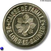 50 Centimes - Caisse de Famille – obverse