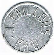 10 Centimes - J.Paillous (Pau) – obverse