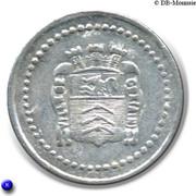 10 Centimes (Gex) – obverse