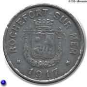 10 Centimes (Rochefort-sur-Mer) – obverse