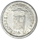 5 Centimes (Eure) – obverse
