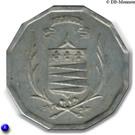 25 Centimes (Castres) – obverse
