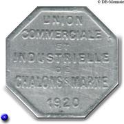 10 Centimes (Chalons sur Marne) – obverse