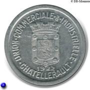 10 Centimes (Chatellerault) – obverse