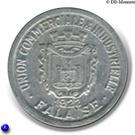 5 Centimes (Falaise) – obverse