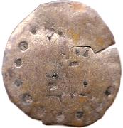 ½ Pfennig – reverse