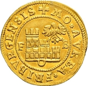 1 Goldgulden – obverse