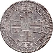 14 Kreuzer / ¼ Gulden – reverse