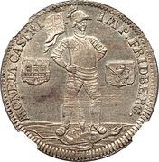 ⅔ Thaler - Johann Eitel II – reverse
