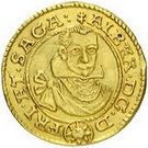 1 Ducat - Albrecht von Wallenstein – obverse