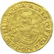 2 Ducat - Albrecht von Wallenstein – obverse