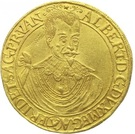 10 Ducat - Albrecht von Wallenstein – obverse
