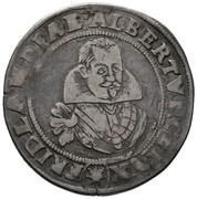½ Thaler - Albrecht von Wallenstein – obverse