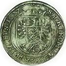 1 Thaler - Albrecht von Wallenstein – reverse