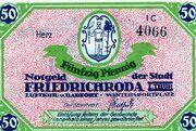 50 Pfennig (Issue 1C - Herz) – obverse