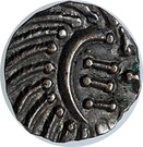 Sceat (Series E; 'Vico' type) – obverse