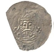 1 Penning - Egbert II (Dokkum) – obverse