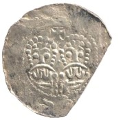 1 Penning - Egbert II (Dokkum) – reverse