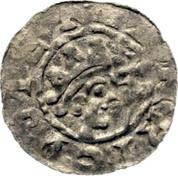 1 Penning  - Bruno III (Leeuwarden) – obverse