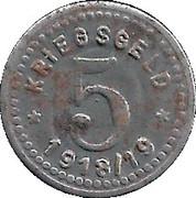 5 Pfennig - Fürstenwalde an der Spree – reverse