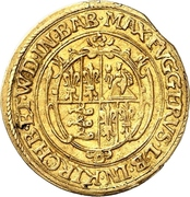 1 Goldgulden - Maximilian II. – obverse