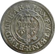 2 Kreuzer - Maximilian II – obverse