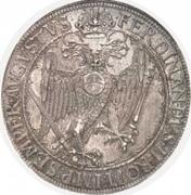 1 Thaler - Maximillian II – reverse