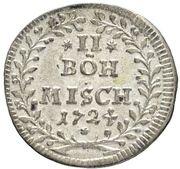 2 Böhmisch - Konstantin of Buttlar – reverse