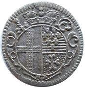 4 Pfenning - Adolph of Dalberg – obverse