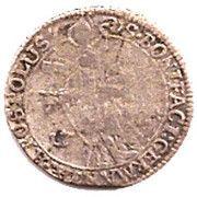 1 Groschen - Konstantin of Buttlar – reverse