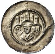 1 Brakteat - Konrad III. von Malkos – obverse