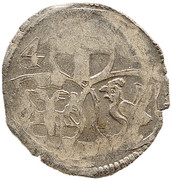 1 Pfennig - Johann III of Henneberg – obverse
