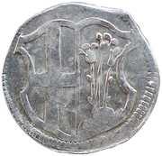1 Körtling - Johann III of Henneberg – reverse