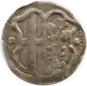 1 Dreier - Philipp Schenk of Schweinsberg – reverse