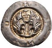 1 Brakteat - Heinrich IV. von Erthal – reverse
