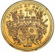 8 Ducat - Adolph von Dalberg – reverse