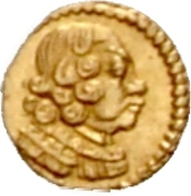 1/48 Ducat - Adolph of Dalberg – obverse