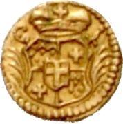 1/48 Ducat - Adolph of Dalberg – reverse