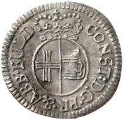 1 Kreuzer - Konstantin von Buttlar – obverse