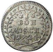 1 Böhmisch - Konstantin of Buttlar – reverse