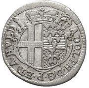 6 Pfennig - Adolf von Dalberg – obverse