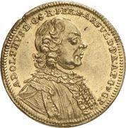 1 Ducat - Adolph von Dalberg – obverse