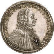 1 Thaler - Adolph of Dalberg – obverse