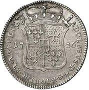 20 Kreuzer - Adolph of Dalberg – obverse