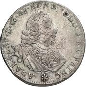 ⅙ Thaler - Adalbert II. von Walderdorf – obverse