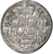 12 Kreuzer - Adalbert II of Walderdorff – obverse