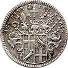 10 Kreuzer - Heinrich VIII of Bibra – obverse