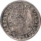 1 Groschen - Heinrich VIII of Bibra – reverse